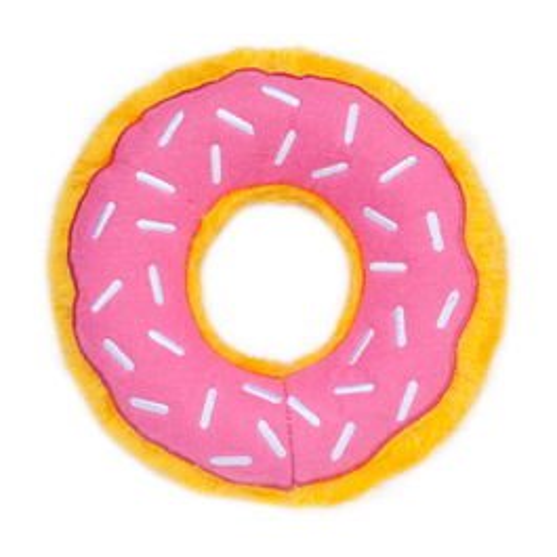 ZippyPaws 美味啾關係-草莓甜甜圈 有聲玩具